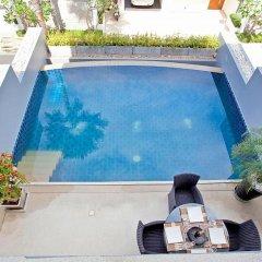 Отель Seductive Sunset Villa Patong A1 бассейн