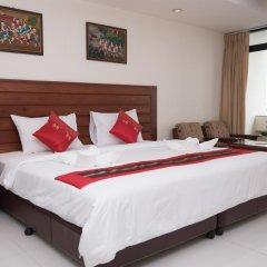 True Siam Phayathai Hotel 3* Стандартный номер с различными типами кроватей фото 5