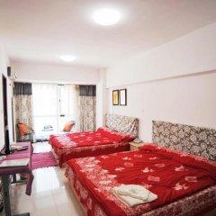 Отель Xian Ruyue Inn 2* Стандартный номер с 2 отдельными кроватями фото 8