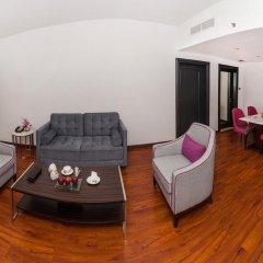 Flora Grand Hotel 4* Улучшенный номер с разными типами кроватей фото 8