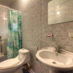 Отель Versal Бишкек ванная фото 2