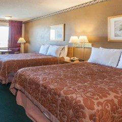 Отель Super 8 by Wyndham Lindsay Olive Tree 2* Стандартный номер с различными типами кроватей фото 5
