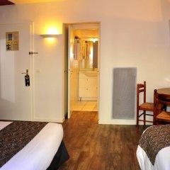 Hotel aux Bruyeres комната для гостей фото 3