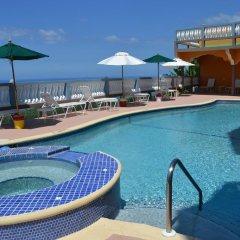 Отель Sea View Heights Villa Montego Bay бассейн фото 3