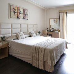 Hotel Palmyra Beach 4* Улучшенный номер с двуспальной кроватью фото 7