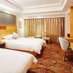 Отель Hangzhou Hua Chen International 4* Стандартный номер с различными типами кроватей фото 7