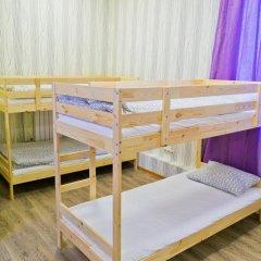 Hostel Tsentralny Кровать в женском общем номере с двухъярусной кроватью фото 13