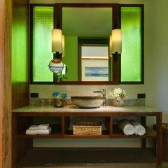 Отель Phi Phi Island Village Beach Resort 4* Улучшенное бунгало с различными типами кроватей фото 4