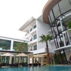 Отель The Pago Design Hotel Phuket Таиланд, Пхукет - отзывы, цены и фото номеров - забронировать отель The Pago Design Hotel Phuket онлайн бассейн фото 3
