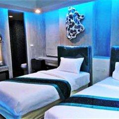 Отель BLUTIQUE Бангкок комната для гостей фото 5