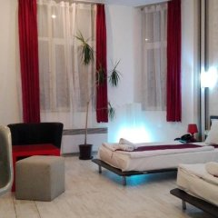 Бутик Отель Скоти 3* Номер Делюкс с различными типами кроватей фото 9