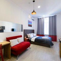 Гостиница Partner Guest House Khreschatyk 3* Студия с различными типами кроватей фото 43