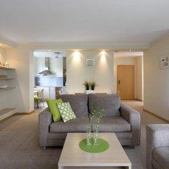 Отель Media Park 4* Улучшенные апартаменты фото 10