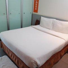 Отель easyHotel Dubai Jebel Ali Стандартный номер с различными типами кроватей фото 7
