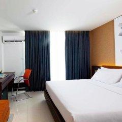 Отель Aspira Prime Patong 3* Улучшенный номер двуспальная кровать фото 4