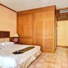 Отель Aloha Resort 3* Улучшенное бунгало с различными типами кроватей фото 2