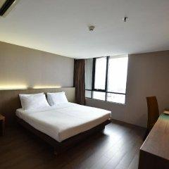 Отель Bangkok City Hotel Таиланд, Бангкок - 1 отзыв об отеле, цены и фото номеров - забронировать отель Bangkok City Hotel онлайн комната для гостей фото 5