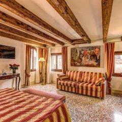 Hotel Bella Venezia 4* Стандартный номер с различными типами кроватей фото 3