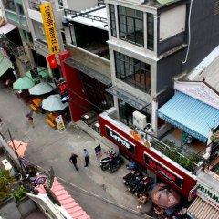 Hanh Chuong Hotel Номер Делюкс с двуспальной кроватью фото 5