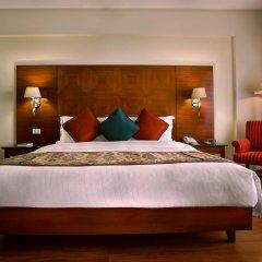 Отель The LaLiT Mumbai 5* Номер Делюкс с различными типами кроватей фото 4