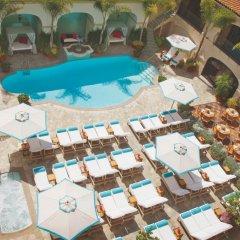 Beverly Wilshire, A Four Seasons Hotel 5* Номер Signature с различными типами кроватей фото 6