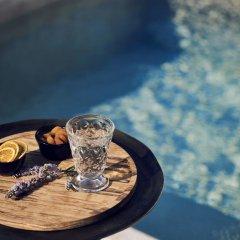 Отель Santo Maris Oia, Luxury Suites & Spa 5* Полулюкс с двуспальной кроватью фото 16