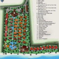 Отель Nora Beach Resort & Spa 4* Вилла с различными типами кроватей