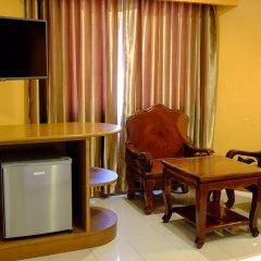Отель PJ Inn Pattaya 3* Номер Делюкс с различными типами кроватей фото 3