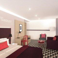 AZIMUT Отель Смоленская Москва 4* Полулюкс SMART с различными типами кроватей фото 3