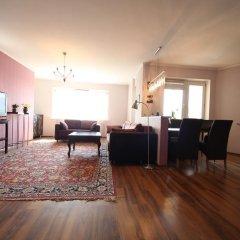 Апартаменты Dayflat Apartments на Левобережье комната для гостей фото 5