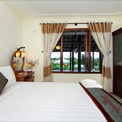 Отель Windy River Homestay 2* Улучшенный номер с различными типами кроватей фото 6