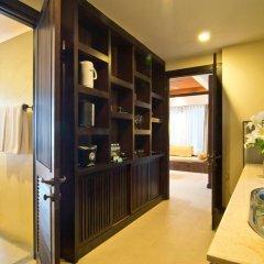 Отель Anyavee Tubkaek Beach Resort 4* Вилла с различными типами кроватей фото 15