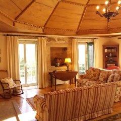 Отель Casa Da Capela De Cima комната для гостей