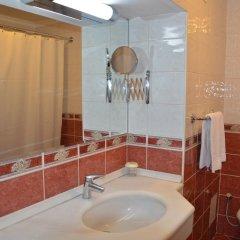 Central Hotel Турция, Бурса - отзывы, цены и фото номеров - забронировать отель Central Hotel онлайн ванная фото 2