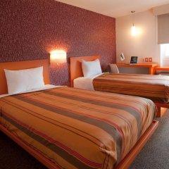 Отель City Express Junior Guadalajara Periférico Sur 2* Стандартный номер с различными типами кроватей