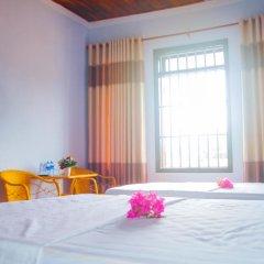 Отель Lam Chau Homestay Стандартный номер с различными типами кроватей фото 7