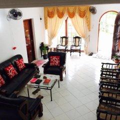 Отель Three Sister's Ayurveda Center Шри-Ланка, Берувела - отзывы, цены и фото номеров - забронировать отель Three Sister's Ayurveda Center онлайн интерьер отеля фото 3