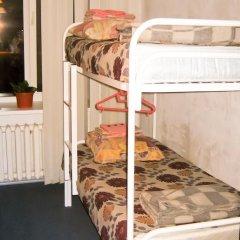 Хостел Достоевский Кровать в общем номере с двухъярусной кроватью фото 41