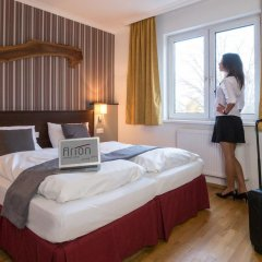 Arion Airport Hotel 4* Стандартный номер с различными типами кроватей фото 10