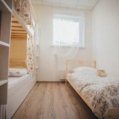 Hostel For You Кровать в общем номере с двухъярусной кроватью фото 13