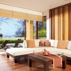 Отель Movenpick Resort Bangtao Beach 5* Люкс с бассейном и двумя спальнями фото 5