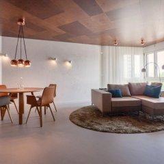EMA House Hotel Suites 4* Представительский люкс с различными типами кроватей фото 8