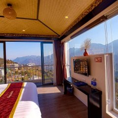 Phuong Nam Mountain View Hotel 3* Номер Делюкс с различными типами кроватей фото 9