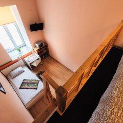 Апартаменты В Центре Студия разные типы кроватей фото 22