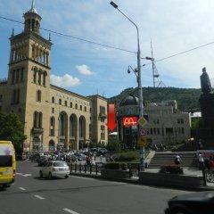 Отель Rustaveli Palace городской автобус