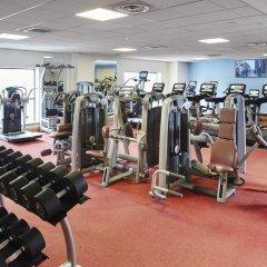 Glasgow Marriott Hotel Глазго фитнесс-зал фото 2