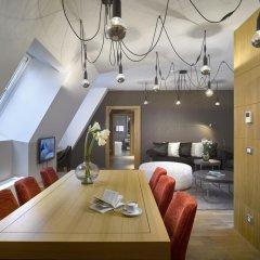 Отель INNSIDE by Melia Prague Old Town 4* Люкс повышенной комфортности разные типы кроватей фото 3