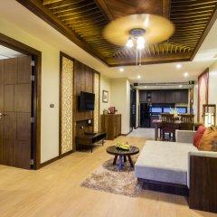 Отель Ao Nang Phu Pi Maan Resort & Spa 4* Люкс с различными типами кроватей фото 7