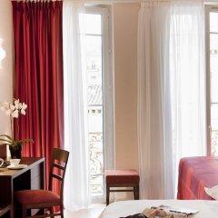 Отель Escale Oceania Marseille Vieux Port 3* Номер Делюкс с различными типами кроватей фото 4