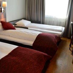 Park Inn by Radisson Oslo Airport Hotel West 3* Стандартный номер с различными типами кроватей фото 13